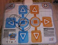 Wii Konvolut zubehör Family Trainer Spiel mit Matte * TOP *