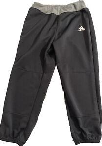Women's Adidas Climalite Black Capri Size Small Leggings