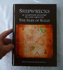 Shipwrecks and Maritime History book Scilly