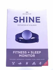 Misfit Shine Wireless Activity and Fitness Tracker with Sleep Monitor Wristband