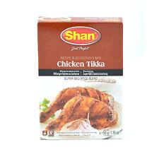 Shan CHICKEN TIKKA 50g 5 Pack FREE S&H Best Price on EBAY