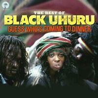 BLACK UHURU - GUESS WHO'S COMING TO DINNER-THE BEST OF BLACK U  CD NEU