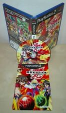 BAKUGAN BATTLE BRAWLERS Sony PlayStation 2 ps2 gioco game prima stampa activisio