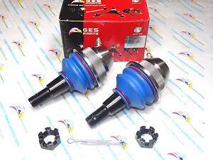 K1500 K2500 K3500 TAHOE SUBURBAN 2PCS FRONT STAMPED ARM LOWER BALL JOINTS K6477