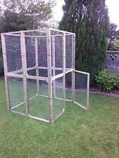 10 aviary panels chicken run kennel  ducklings hen rabbits guinea cat dog pets