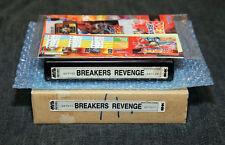 Breakers Revenge US English MVS Kit • Neo Geo JAMMA Arcade System • SNK Visco