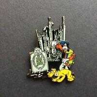 Haunted Mansion Goofy & Pluto Disney Pin 25174