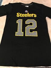 7689a0d56 Pittsburgh Steelers Terry Bradshaw HOF T-Shirt Medium NWT