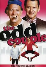 Odd Couple: The Fourth Season [4 Discs] (2008, REGION 1 DVD New)