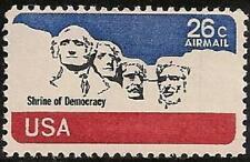 US C88 Airmail Mount Rushmore 26c single MNH 1974