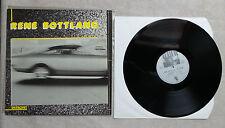 """DISQUE VINYLE 33T LP MUSIQUE / RENÉ BOTTLANG """"IN FRONT"""" 1980 OWL RECORDS OWL 022"""