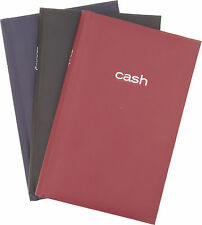 "Mead 7.88"" x 5"" CASH Book, Assorted (64582)"