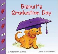 Biscuit's Graduation Day - Alyssa Satin Capucilli - Lift-the-Flap SC -