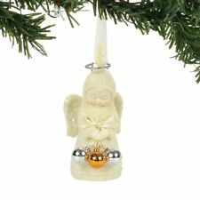 Dept 56 Snowbabies Snow Dream Angel Of Christmas Snowbaby Ornament 4058399