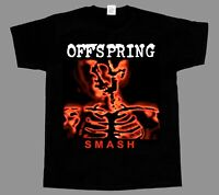 THE OFFSPRING SMASH NEW BLACK SHORT/LONG SLEEVE T-SHIRT