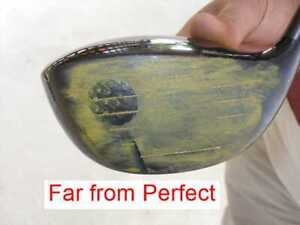 Golf Ball impact position compound for training and slice prevention Anti-slice
