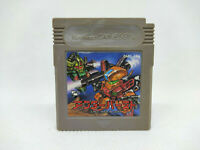 Game Boy GB Nintendo - After Burst Patrone Kartusche Japan Version