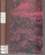 (n7524)   Wege zur Sozialversicherung Jahrgang 5/1951,  6/1952, 7/1953,  8/195