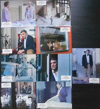 UN PAPILLON SUR L'EPAULE 9 x French Lobby Card 1978 Lino VENTURA