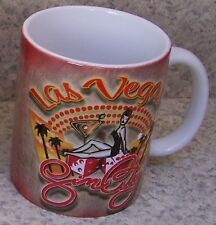 Coffee Mug Explore America Las Vegas Sin City NEW 11 ounce cup with gift box