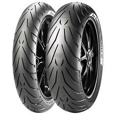 Coppia gomme pneumatici Pirelli Angel GT 120/70 ZR 17 58W 160/60 ZR 18 70W