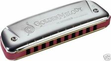 HOHNER 542 Golden Melody Harmonica EB