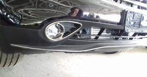 Front ICON splitter for Infiniti FX30d QX70d diesel Only
