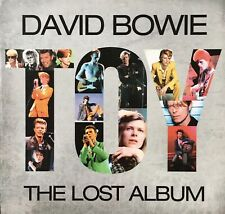 David Bowie TOY The Lost Album CD Rare Excellent State