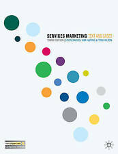 NEW Services Marketing Text And Cases