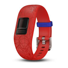 Garmin Marvel Spider-man Red (adjustable) Band for Vivofit Jr 2 (aust Stk)