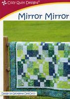 Mirror Mirror Quilt pattern - cozy Quilt Design