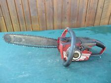 """Vintage HOMELITE ELITE Chainsaw Chain Saw with 16"""" Bar"""