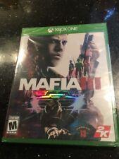 Mafia III (Microsoft Xbox One, 2016) Brand New Factory Sealed