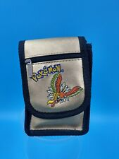 Video Game Accessory Pouch Gameboy Color Pokemon Gold Nintendo