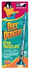 Estes MPC Duck Dodgers Star Traveler Daffy Duck Flying Model Rocket w/ parachute