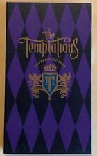 5CD Box - THE TEMPTATIONS Emperors of Soul - Motown USA 1994  100 Songs