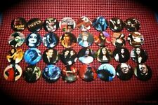REPO THE GENETIC OPERA Complete set  Buttons/Magnets