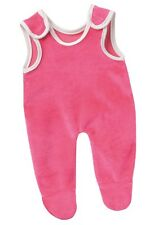 Doll clothes by Trudy, Dolls Bodysuit pink, for 28 - 30 cm large dolls
