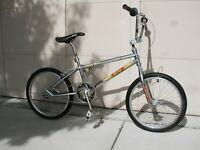 BMX Bike Survivor 1993 GT Santa Ana PRO ELITE Series CHROME Pro 19.5tt ORIGINAL