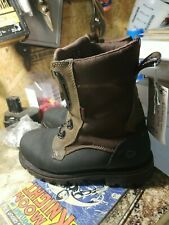 New listing Wolverine 404 Drillbit Boots Size 9 Safety Toe W10308