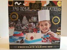 F.A.O. Scwarz Chocolatier 59 Pc Chocolate Making Set for Children