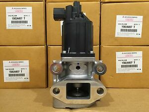 Mitsubishi Triton ML EGR Valve Genuine 3.2L Turbo Diesel 4M41T 07.06 on inc gask