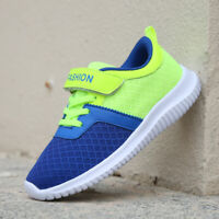 Kids Sneaker Lightweight Breathable Running Tennis Boys Shoes Athletic Comfortab