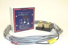 Bogart TriMetric 2030-A Solar Battery Monitor Meter & Box & 500AMP Shunt & Cable