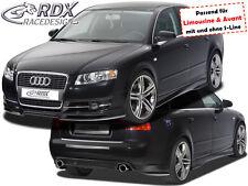 RDX Bodykit Audi A4 B7 8E Front Spoiler Seitenschweller Heck Diffusor Ansatz