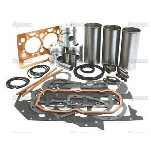 Engine Overhaul Kit for Massey-Ferguson Tractor 135 150 230 235 240 250+ Perkins