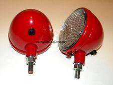 61225DB 45640DB 12 Volt HEADLIGHT SET for FARMALL CUB A B C H M SUPER 140 300 W9