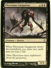 Magic Commander 2013 - 4x Phyrexian gargantua