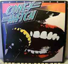 Canadian Hard Rock Metal AOR LP by CONEY HATCH Outa Hand 1983 US Press