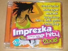 BOITIER 2 CD / IMPREZKA SAME HITY 2008 / NEUF SOUS CELLO
